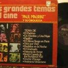 PAUL MAURIAT LP GRANDES TEMAS DEL CINE Easy excellent