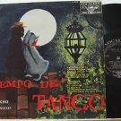 PANCHO Y SU ORQUESTA latin america LP TIEMPO DE TANGO VOCALION