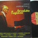OSVALDO PUGLIESE latin america LP TANGOS INSTRUMENTALES EMI