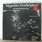 OSCAR PETERSON usa LP NIGERIAN MARKETPLACE Jazz PABLO
