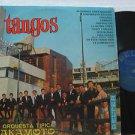 ORQUESTA TIPICA SAKAMOTO latin america LP TANGOS BELTER