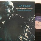 NICK BRIGNOLA usa LP L.A.BOUND Jazz SEA BREEZE excellent
