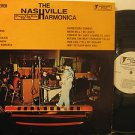 NASHVILLE HARMONICA usa LP PLAYS THE HITS OF THE '75 Country POWER PACK excellen