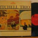 MITCHELL TRIO usa LP THE SLIGHTLY IRREVERENT MERCURY excellent