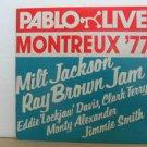 MILT JACKSON usa LP MONTREUX '77 Jazz PABLO