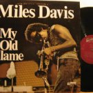 MILES DAVIS usa LP MY OLD FLAME Jazz RING WEAR UP FRONT