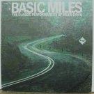 MILES DAVIS usa LP BASIC MILES Jazz PRIVATE