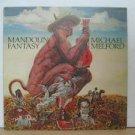 MICHAEL FORD usa LP MANDOLIN FANTASY Jazz PRIVATE