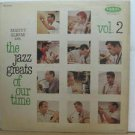 MANNY ALBAM usa LP JAZZ GREATS OF OUR TIME VOL. 2 CORAL
