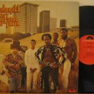 MANDRILL usa LP JUST OUTSIDE OF TOWN Soul POLYDOR excellent