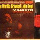 MACHITO usa LP THE WORLDS GREATEST LATIN BAND MONO CRESCENDO