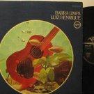 LUIZ ENRIQUE usa LP BARRA LIMPIA Brazil WITH ORIGINAL INNER SLEEVE/FOLDOUT VERVE