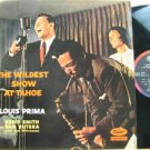 LOUIS PRIMA france LP THE WILDEST SHOW AT TAHOE Jazz CAPITOL excellent