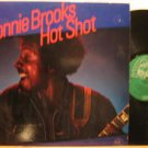 LONNIE BROOKS usa LP HOT SHOT Jazz ALLIGATOR excellent