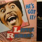 LITTLE RICHARD mexico LP RIP IT UP Rock SPANISH PRINT ON BACK COVER PEERLESS exc