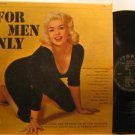 LEW RAYMOND usa LP FOR MEN ONLY JANE MANSFIELD SEXY COVER TOPS