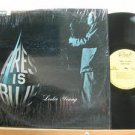 LESTER YOUNG usa LP PRES IS BLUE Jazz IN SHRINK WRAP PARKER excellent