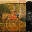 KLAUDT INDIAN FAMILY usa LP S/T SELF SAME UNTITLED Gospel SOME DAMAGE ON SPINE C