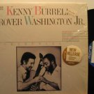 KENNY BURRELL & GROVER WAHINGTON JR. usa LP TOGETHERING Jazz BLUE NOTE excellent