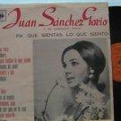JUAN SANCHEZ GORIO latin america LP PA' QUE SIENTAS LO QUE SIENTO Tango CBS