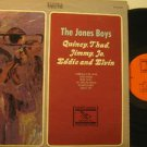 JONES BOYS usa LP QUINCY THAD JIMMY JO EDDIE ELVIN Jazz EVEREST excellent