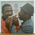 JIMMY SMITH & WES MONTGOMERY usa LP THE DYNAMIC DUO Jazz VERVE