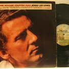JERRY LEE LEWIS usa LP BOOGIE WOOGIE COUNTRY MAN MERCURY