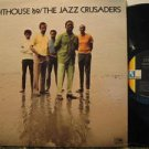 JAZZ CRUSADERS usa LP LIGHTHOUSE '69 FOLDOUT PACIFIC excellent