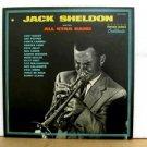 JACK SHELDON usa LP S/T SELF SAME UNTITLED Jazz PUNCHED HOLE CRESCENDO