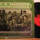 J.E.MAINER'S MOUNTAINEERS usa LP S/T SELF SAME UNTITLED Country IN SHRINK WRAP A