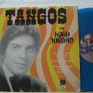 HUGO JORDAN latin america LP TANGOS GAS