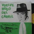 HUGO DEL CARRIL latin america LP VUELVE Tango PUNTO-MUSICAL
