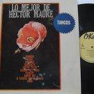 HECTOR MAURE latin america LP LO MEJOR DE Tango OKEH