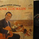 HANK LOCKLIN usa LP ONCE OVER LIGHTLY Country WITH ORIGINAL INNER SLEEVE RCA
