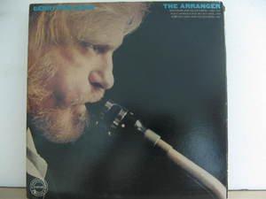 GERRY MULLIGAN usa LP THE ARRANGER Jazz CONTEMPORARY