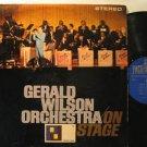 GERALD WILSON usa LP ON STAGE Jazz PACIFIC