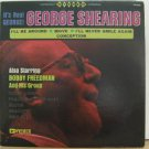 GEORGE SHEARING usa LP IT'S REAL GEORGE Jazz PREMIER