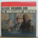 GEORGE SHEARING usa LP AND THE MONTGOMERY BROTHERS Jazz JAZZLAND