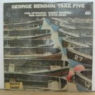 GEORGE BENSON usa LP TAKE FIVE 2 Jazz CTI