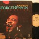 GEORGE BENSON usa LP SUMMERTIME IN CONCERT Jazz CTI