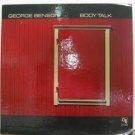 GEORGE BENSON usa LP BODY TALK Jazz CTI