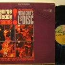 GEORGE & TEDDY AND THE CONDORS usa LP IN PERSON Rock WRITING ON FRONT AND BACK R