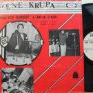 GENE KRUPA usa LP FEATURING ROY ELRIDGE & ANITA O'DAY Jazz IN SHRINK WRAP FANFAR