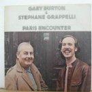 GARY BURTON & STEPHANE GRAPELLI usa LP PARIS ENCOUNTER Jazz ATLANTIC