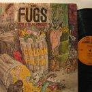 FUGS usa LP GOLDEN FILTH Rock REPRISE