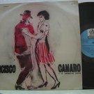 FRANCISCO CANARO latin america LP Y SU ORQUESTA TIPICA Tango ODEON