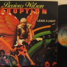 ERUPTION usa LP LEAVE A LIGHT Pop ARIOLA