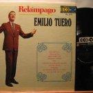 EMILIO TUERO usa LP RELAMPAGO Latin ECO excellent