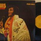 ELVIS PRESLEY usa LP PURE GOLD Rock RCA excellent