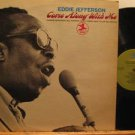 EDDIE JEFFERSON usa LP COME ALONG WITH ME Jazz PRESTIGE